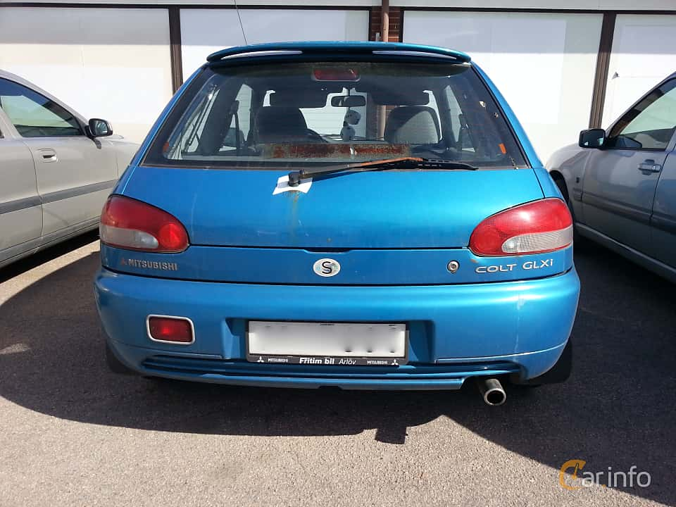 mitsubishi colt 1 6 manual 5 speed rh car info