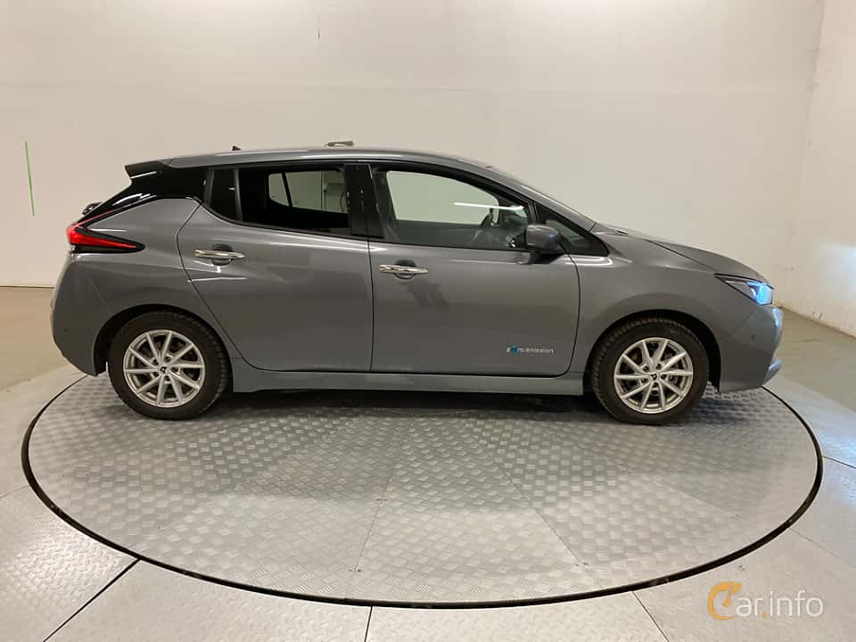 Nissan Leaf 40 kWh Single Speed. 149hk. N - unam.net