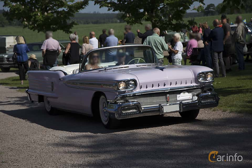 1958 oldsmobile 98 convertible