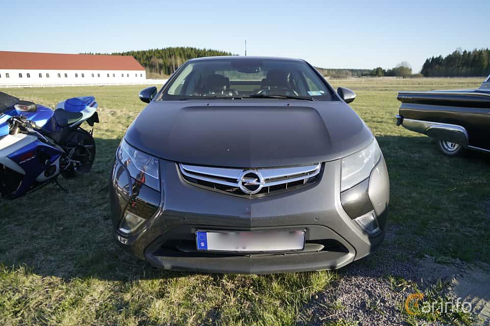 Opel Ampera 1st Generation