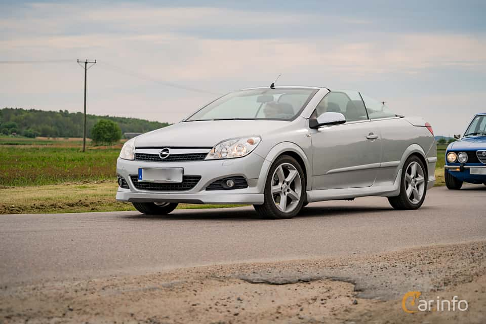 User Images Of Opel Astra Twintop H Facelift