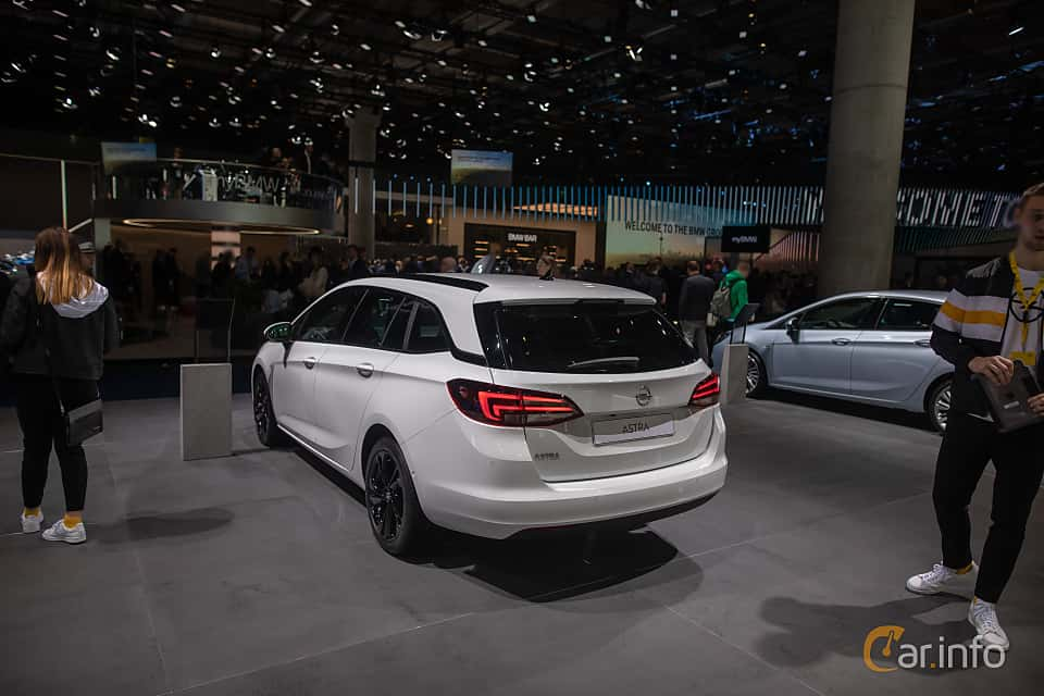 8 Images Of Opel Astra Sport Tourer 1 5 D Automatic 122hp