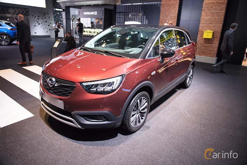 Se Car Agency >> Opel Crossland X 2018
