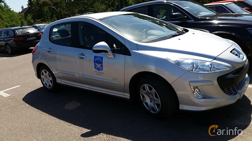 Utgången annons - Peugeot 308 5-dörrar 1.6 Bioflex Manuell ...