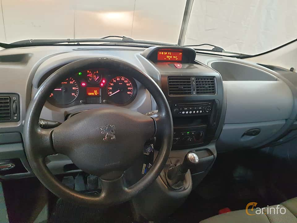 6 images of Peugeot Expert Panel Van 1.6 HDi Manual, 90hp, 2009 by tradingsolutions