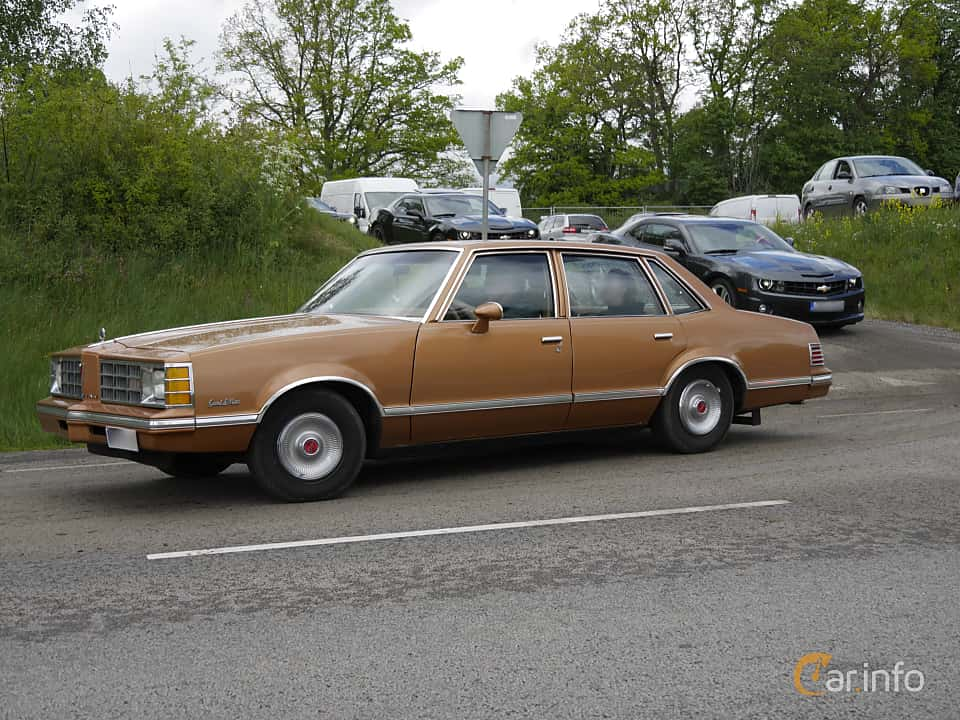 4 Images Of Pontiac Grand Lemans 5 0 V8 Automatic  162hp