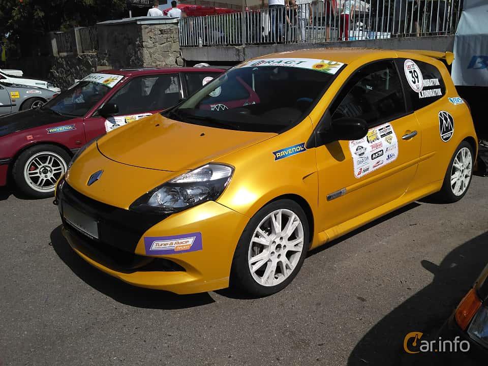 Renault Clio R S  200 Manual, 6-speed