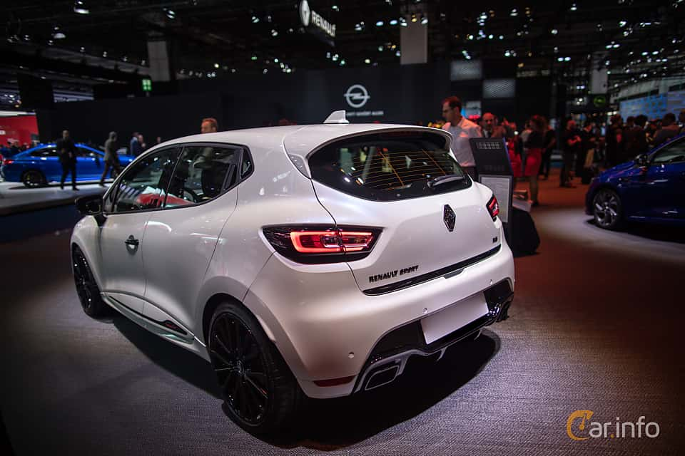 5 images of renault clio rs 220 trophy 1 6 tce edc 220hp 2018 by jonasbonde. Black Bedroom Furniture Sets. Home Design Ideas