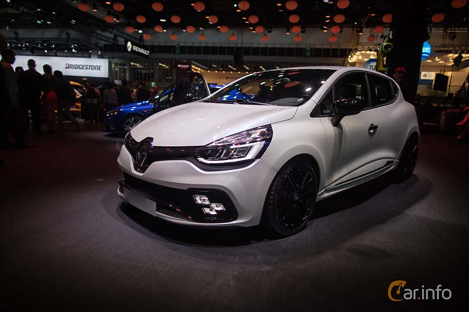 ylr185 renault clio rs 220 trophy 1 6 tce edc 220hp 2017. Black Bedroom Furniture Sets. Home Design Ideas