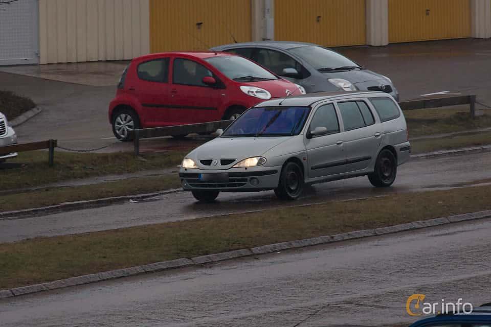 Topnotch Renault Mégane Grandtour 2001 BU71