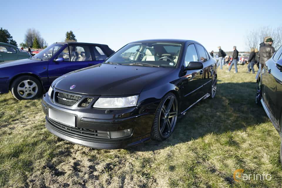 2005 saab 9 3 sedan