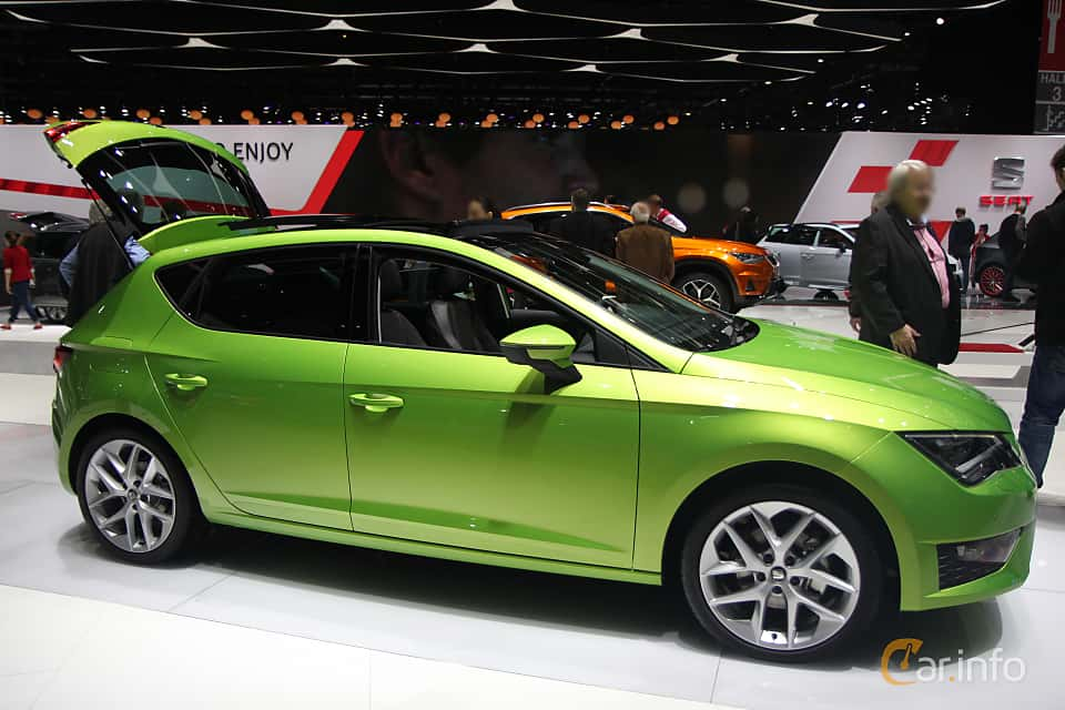 images of a seat león 1.4 tsi dsg sequential, 150hp, 2015