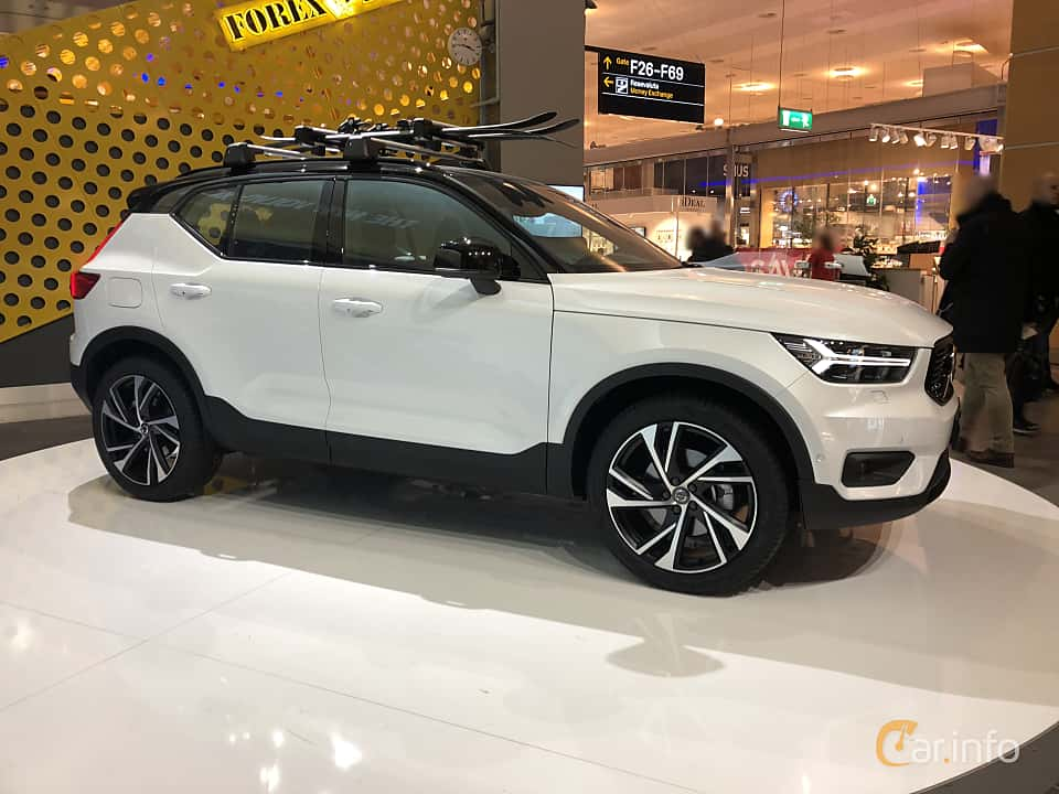 Sida av Volvo XC40 2.0 D4 AWD Geartronic, 190ps, 2018