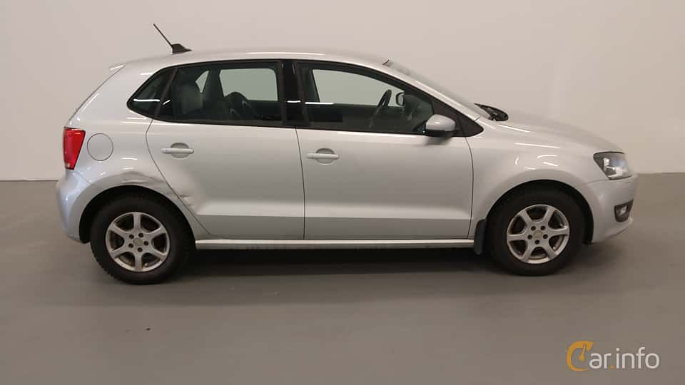 Sida av Volkswagen Polo 5-door 1.2 TSI BlueMotion Manual, 90ps, 2014