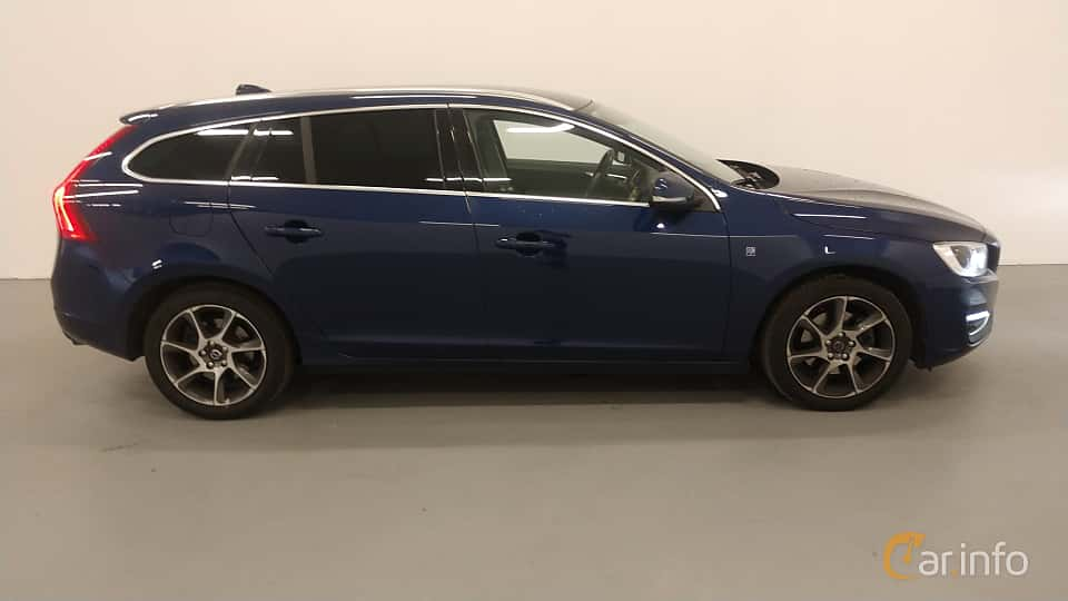 Sida av Volvo V60 2.0 T4 Manual, 190ps, 2016