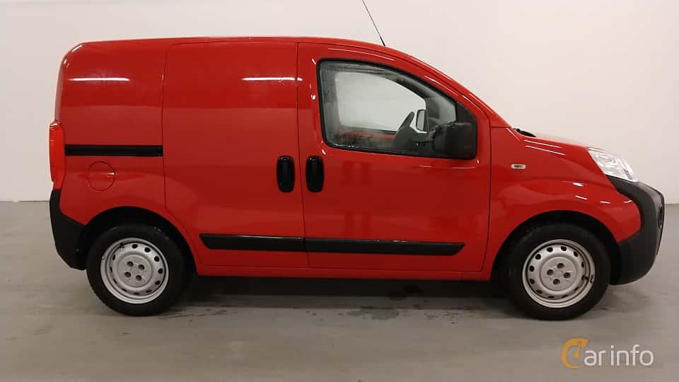 Side  of Citroën Nemo Van 1.2 HDi Manual, 75ps, 2013