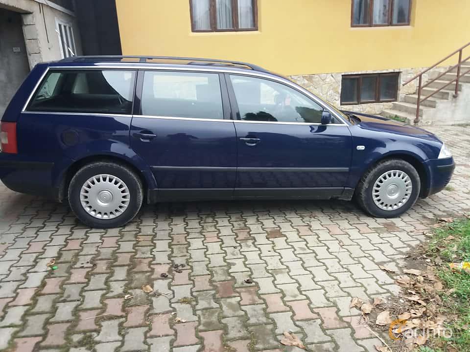 Sida av Volkswagen Passat Variant 2001