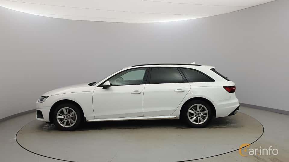 Till salu - Audi A4 Avant 40 TDI quattro S Tronic, 204hk ...