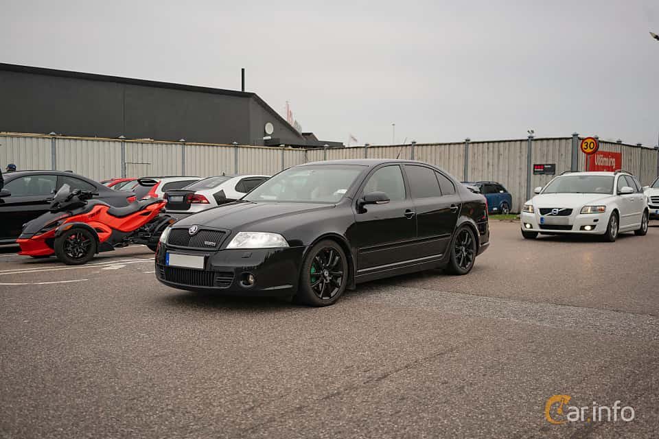 2 images of Skoda Octavia RS 2.0 TFSI Manual, 200hp, 2006 by