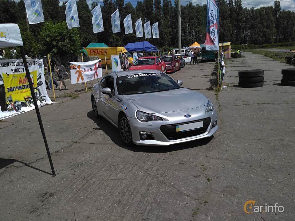 Images of a Subaru BRZ 2 0 200hp, 2012