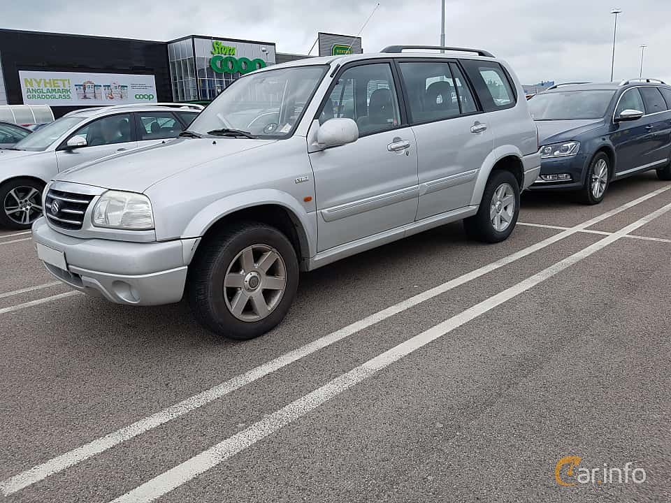 suzuki grand vitara xl 7 1st generation 2 7 v6 4wd 173ps 2001 2006 suzuki grand vitara xl 7 1st generation