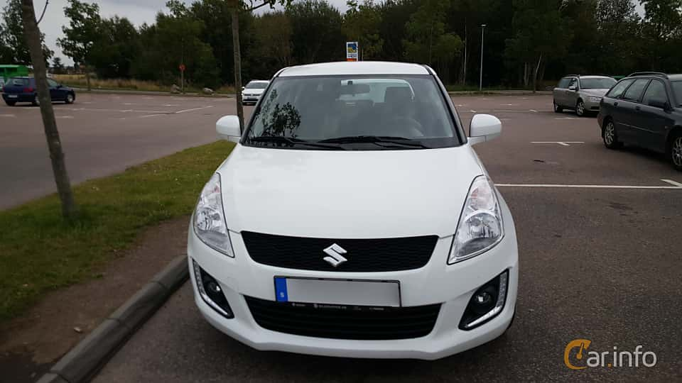 Suzuki Swift FZ/NZ Facelift by jonasbonde