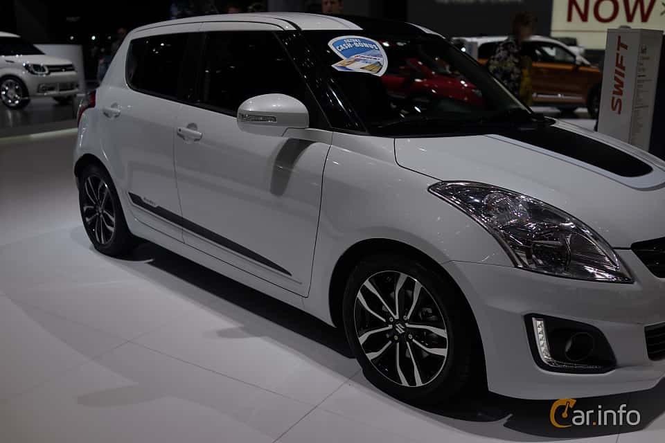 User images of Suzuki Swift 5-door generation FZ/NZ Facelift