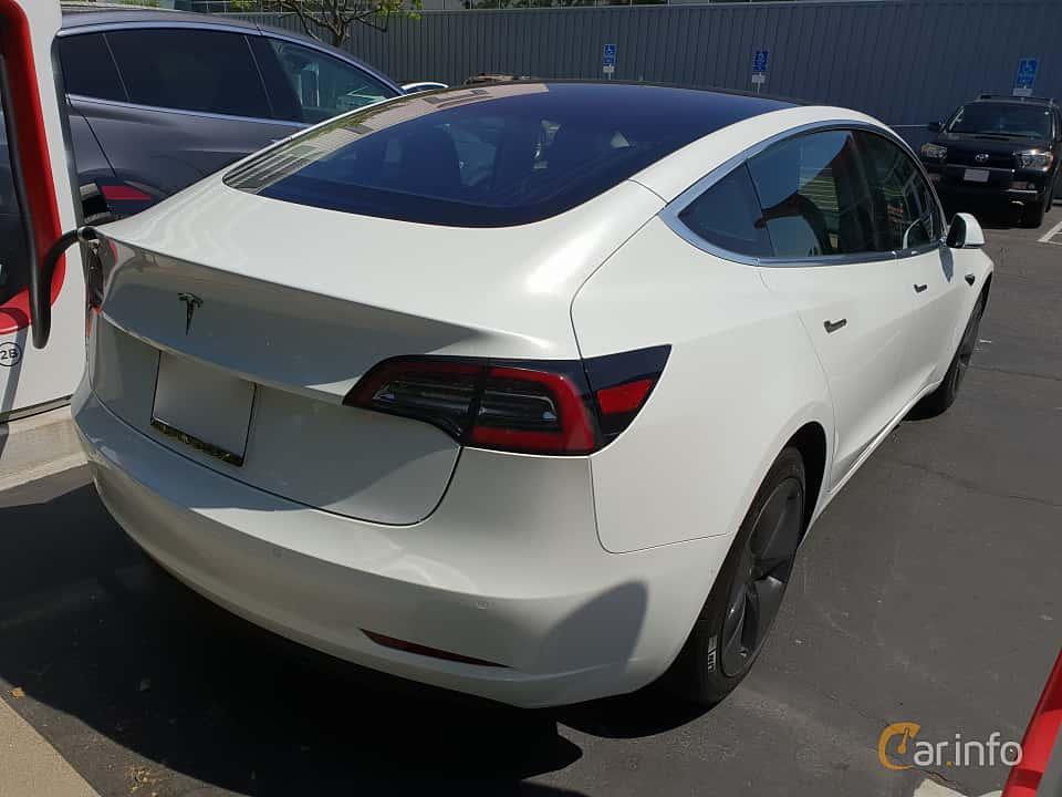 3 images of Tesla Model 3 Long Range 75 kWh Single Speed ...