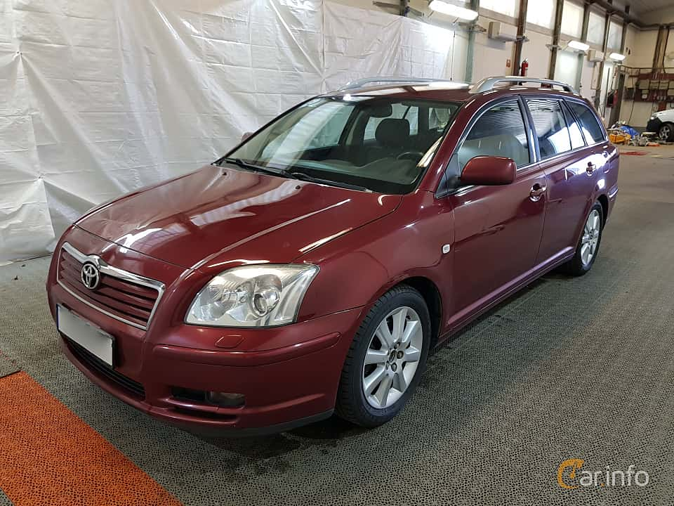 2006 toyota avensis 1az 2. 0 troubleshooting manual download – best.
