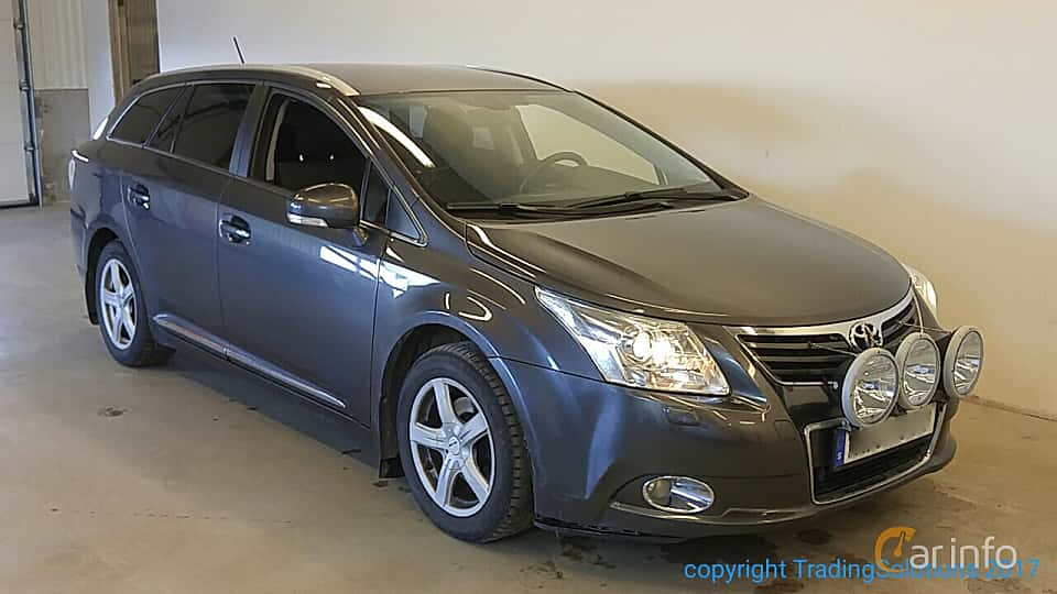 toyota avensis 2 0 d 4d generation t27 manual 6 speed rh car info 2016 Toyota Avensis Toyota Alphard