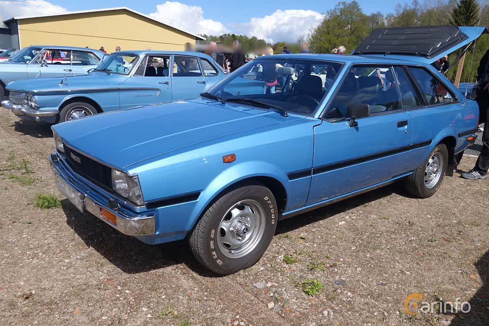 1979 Toyota Corolla Hatchback >> Images of a Toyota Corolla Liftback 1.6 Manual, 74hp, 1980