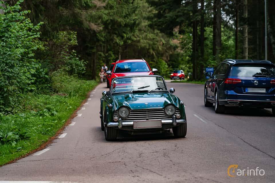 User images of Triumph TR4 TR4A