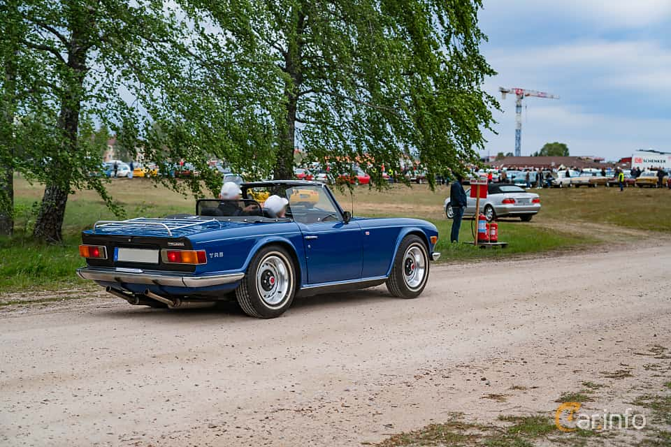 3 images of Triumph TR6 2 5 Manual, 104hp, 1970 by marcusliedholm