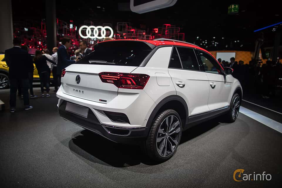 List Of Companies Owned By Volkswagen >> Volkswagen T-Roc 2.0 TSI 4Motion DSG Sequential, 190hp, 2018