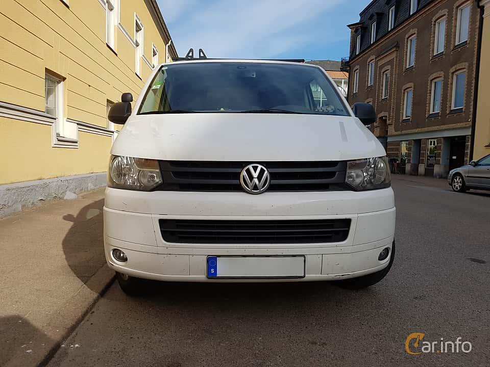 Volkswagen Transporter T5 Facelift by marcusliedholm