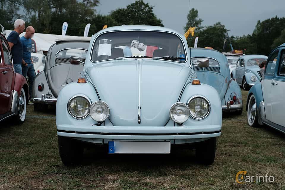 Front  of Volkswagen 1300 1.3 Manual, 41ps, 1970 at West Coast Bug Meet 2019
