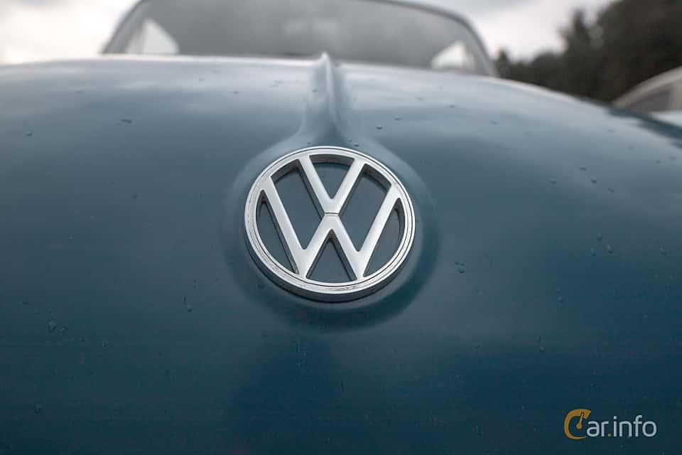 Close-up of Volkswagen 1500 Variant 1.5 Manual, 45ps, 1963 at West Coast Bug Meet 2019