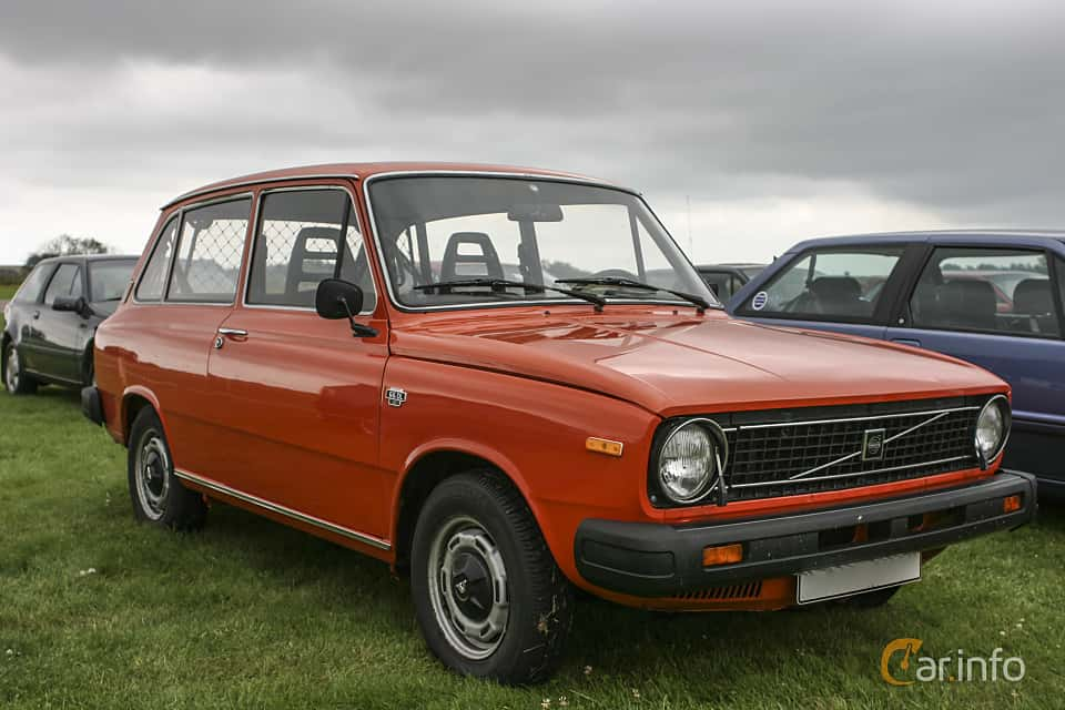 Images of a Volvo 66 Estate 1.3 Variomatic, 57hp, 1978