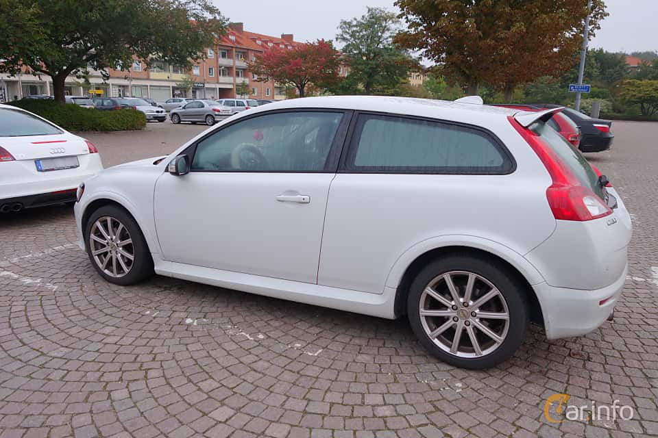 Volvo C30 For Sale >> Removed Ad Volvo C30 T5 Automatic 230hp 2009 For Sale At Netbil Stockholm