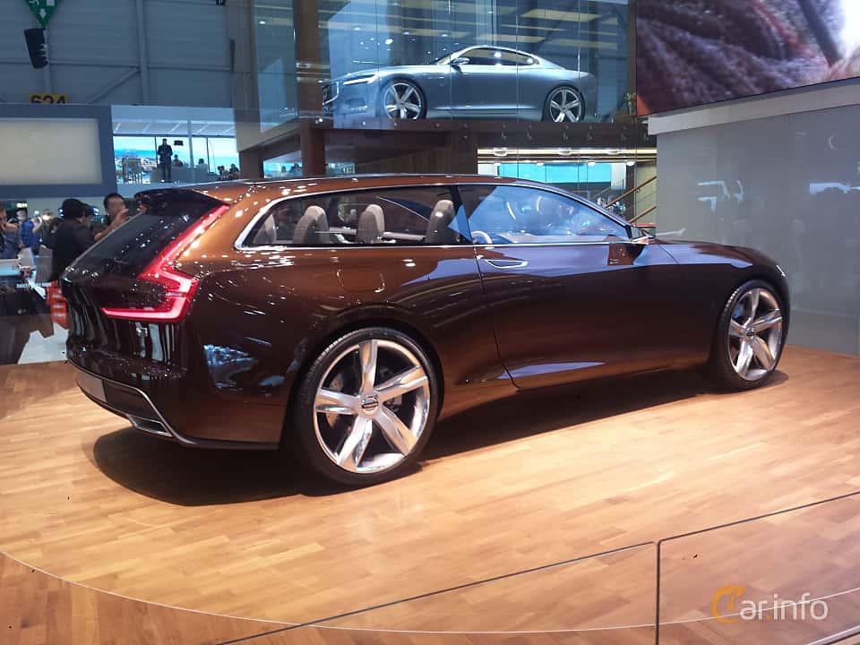Images Of A Volvo Concept Estate Concept Concept 2014