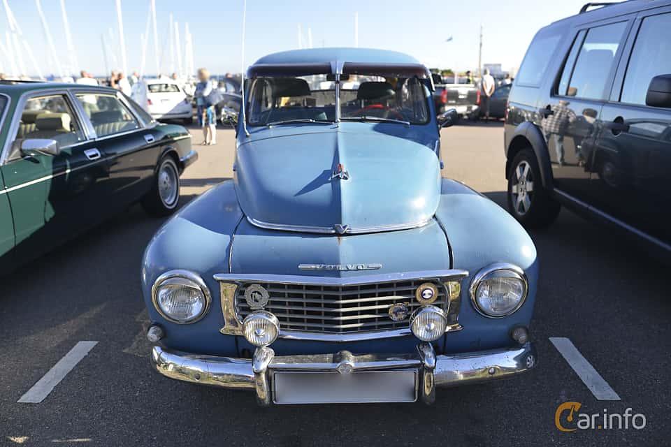 volvo pv pv444 by johanb rh car info 1957 Volvo 1962 Volvo