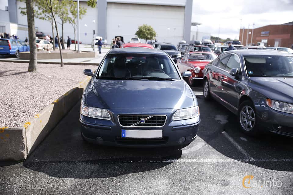 User Images Of Volvo S60 Generation P24 Facelift 2 5t Awd Automatic