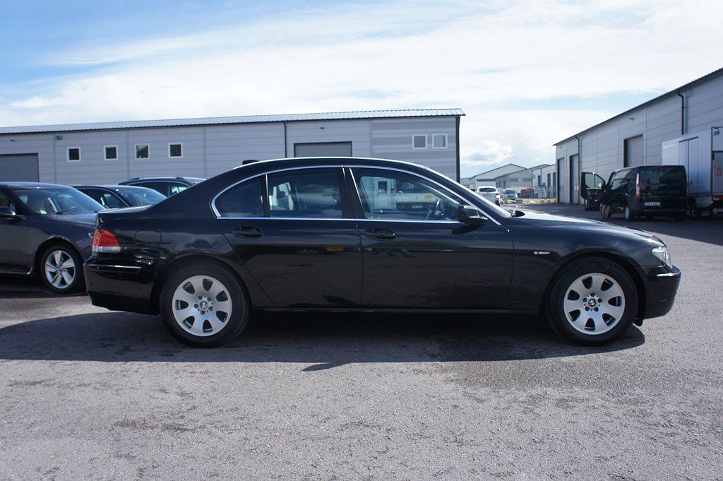 For Sale Bmw 730d Automatic 231hp 2008 For Sale At
