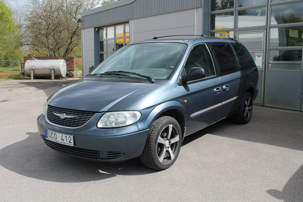 for sale chrysler grand voyager 2 5 crd manual 143hp 2003 for rh car info Chrysler Grand Voyager Review New Chrysler Grand Voyager