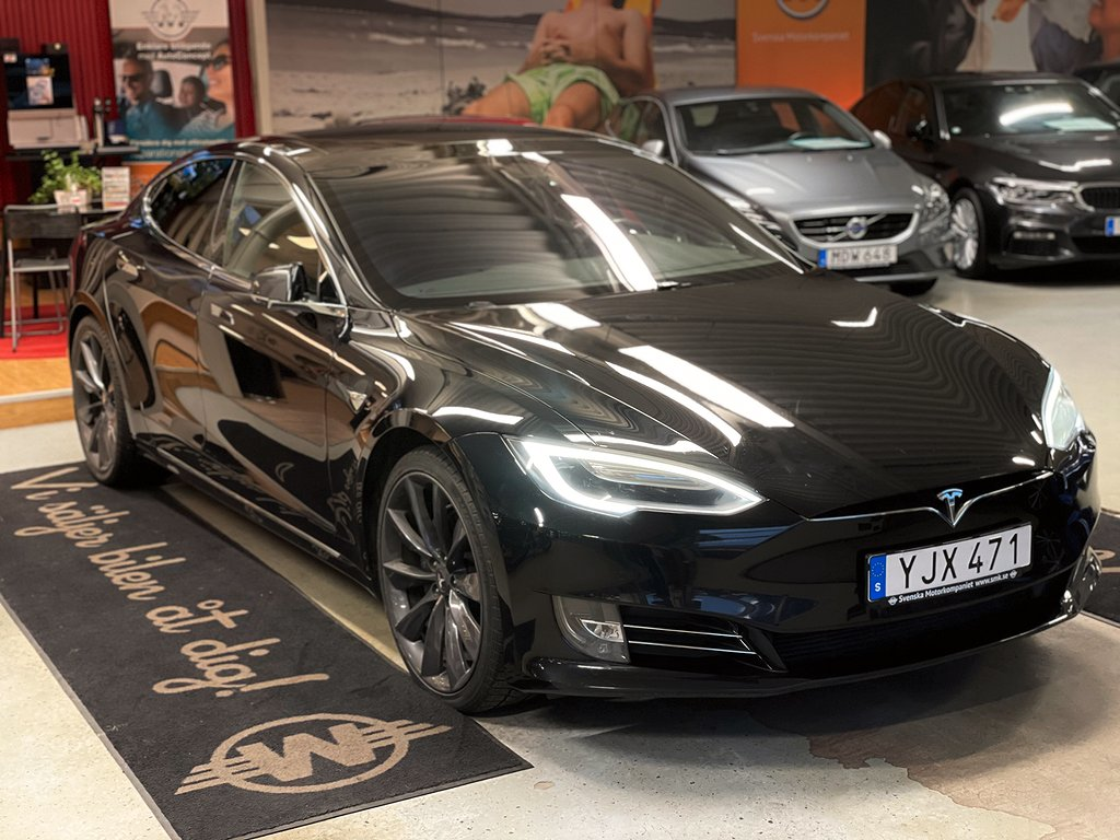 For sale - Tesla Model S 75D, 333hp, 2017 for sale at ...