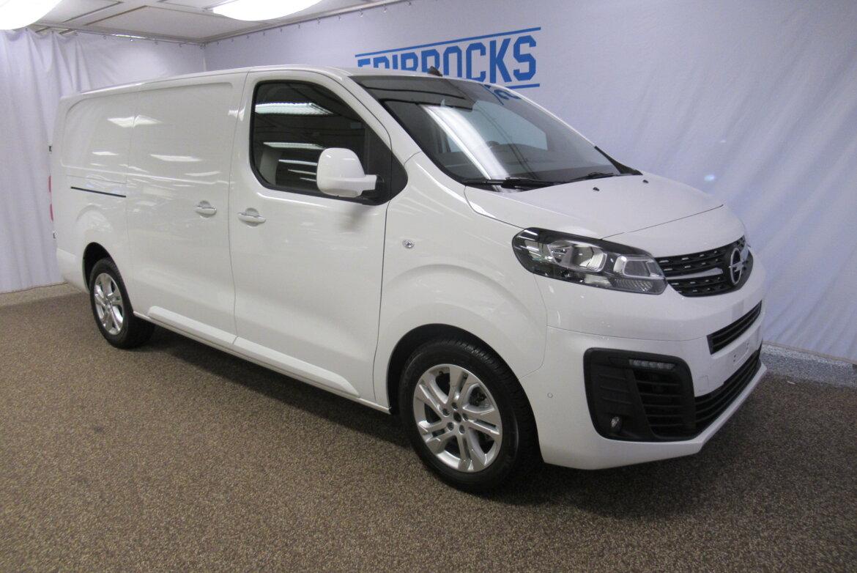 for sale - opel vivaro van 2.0 automatic, 177hp, 2021 for