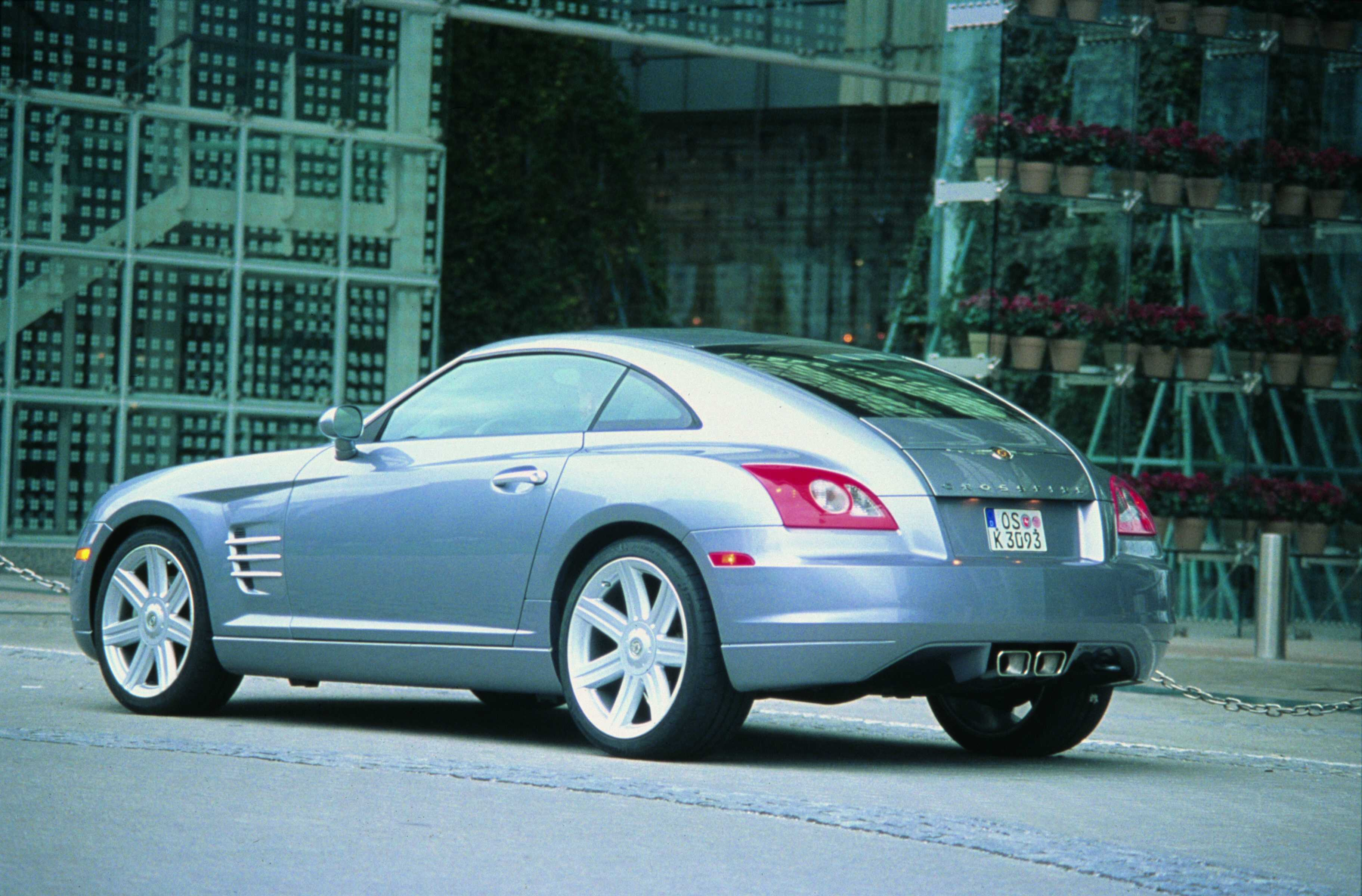 chrysler crossfire pictures picture startech wallpaper