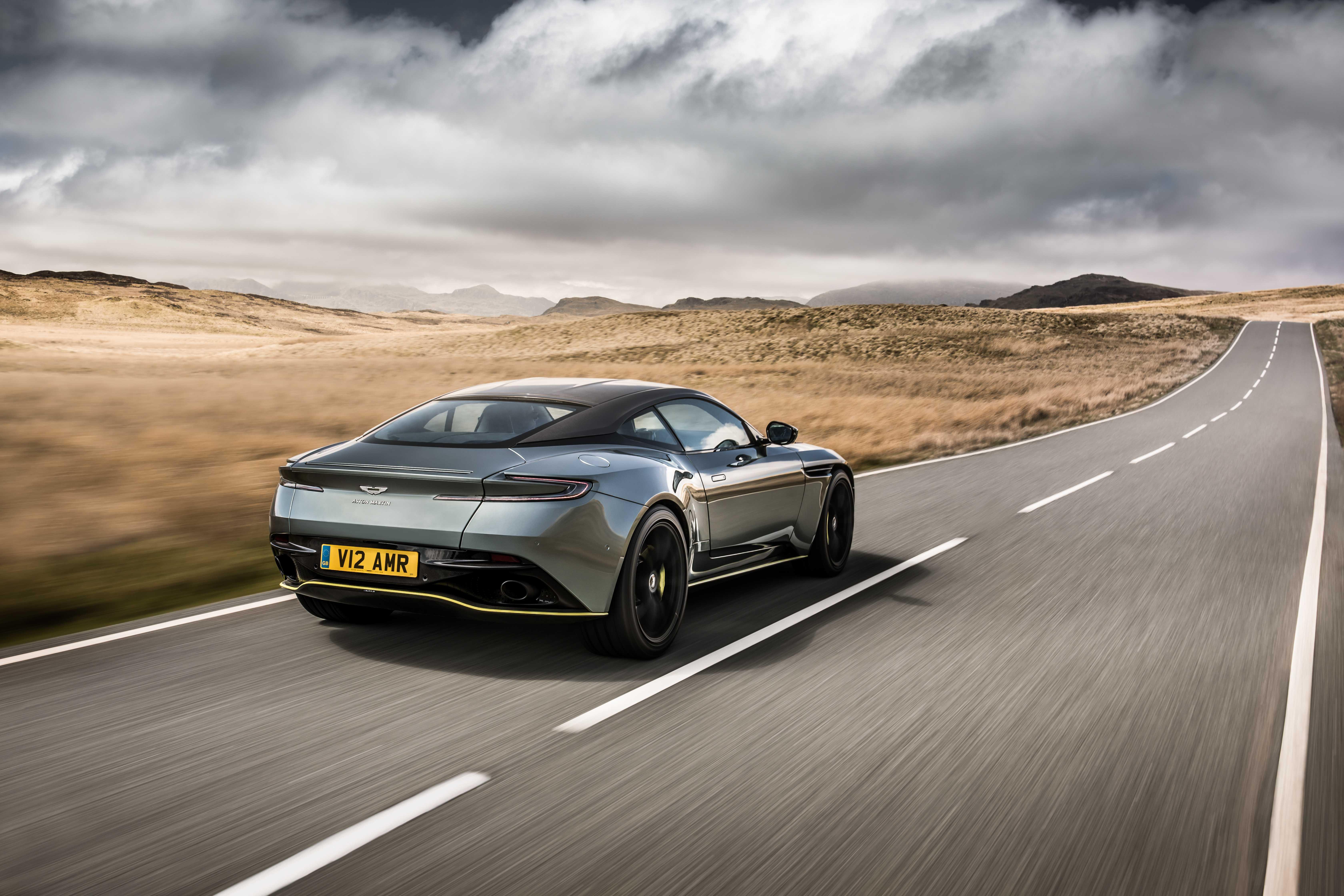 Aston Martin Db11 Amr 639ps 2017