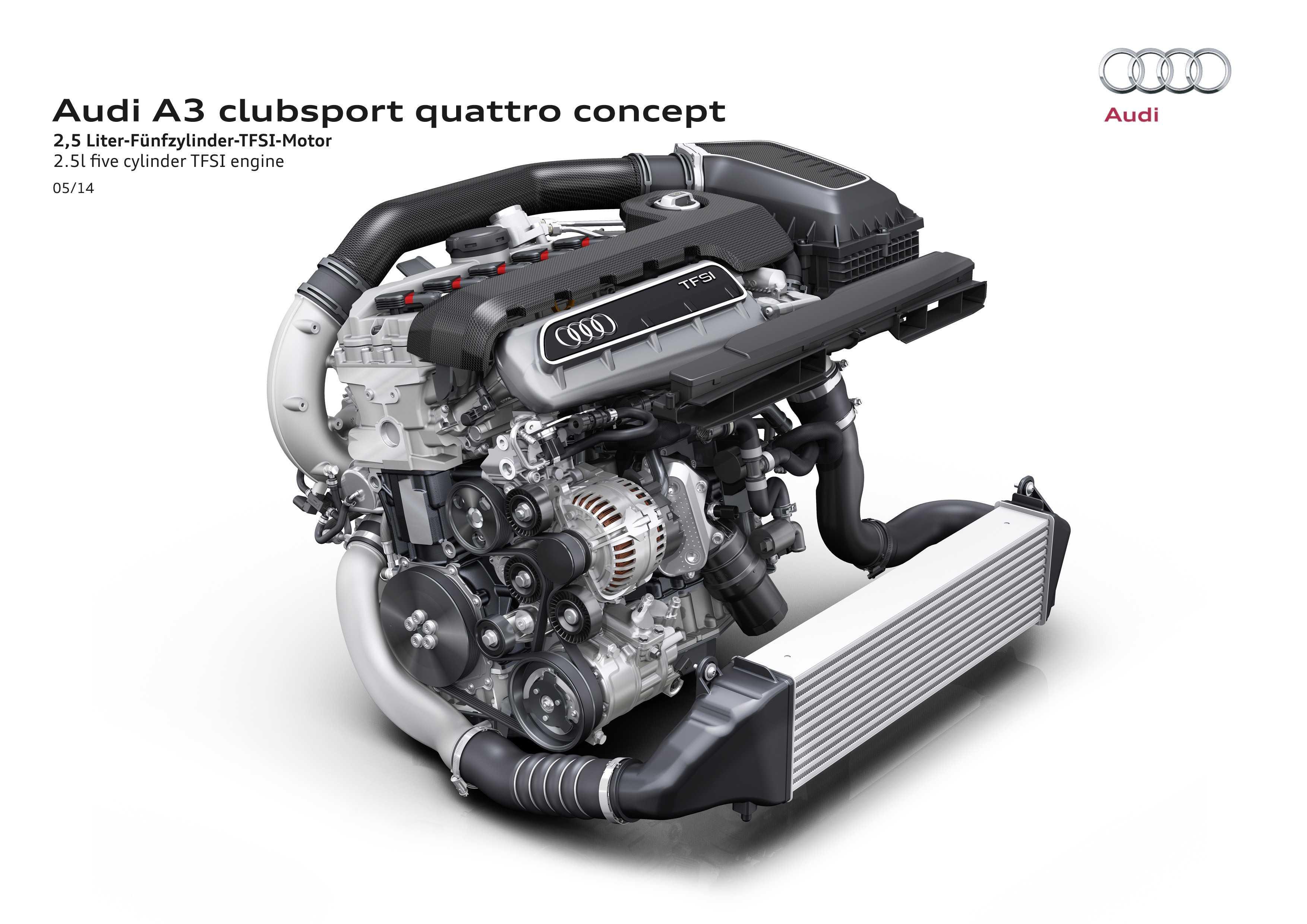 Audi Concept 25 Tfsi Quattro Concept