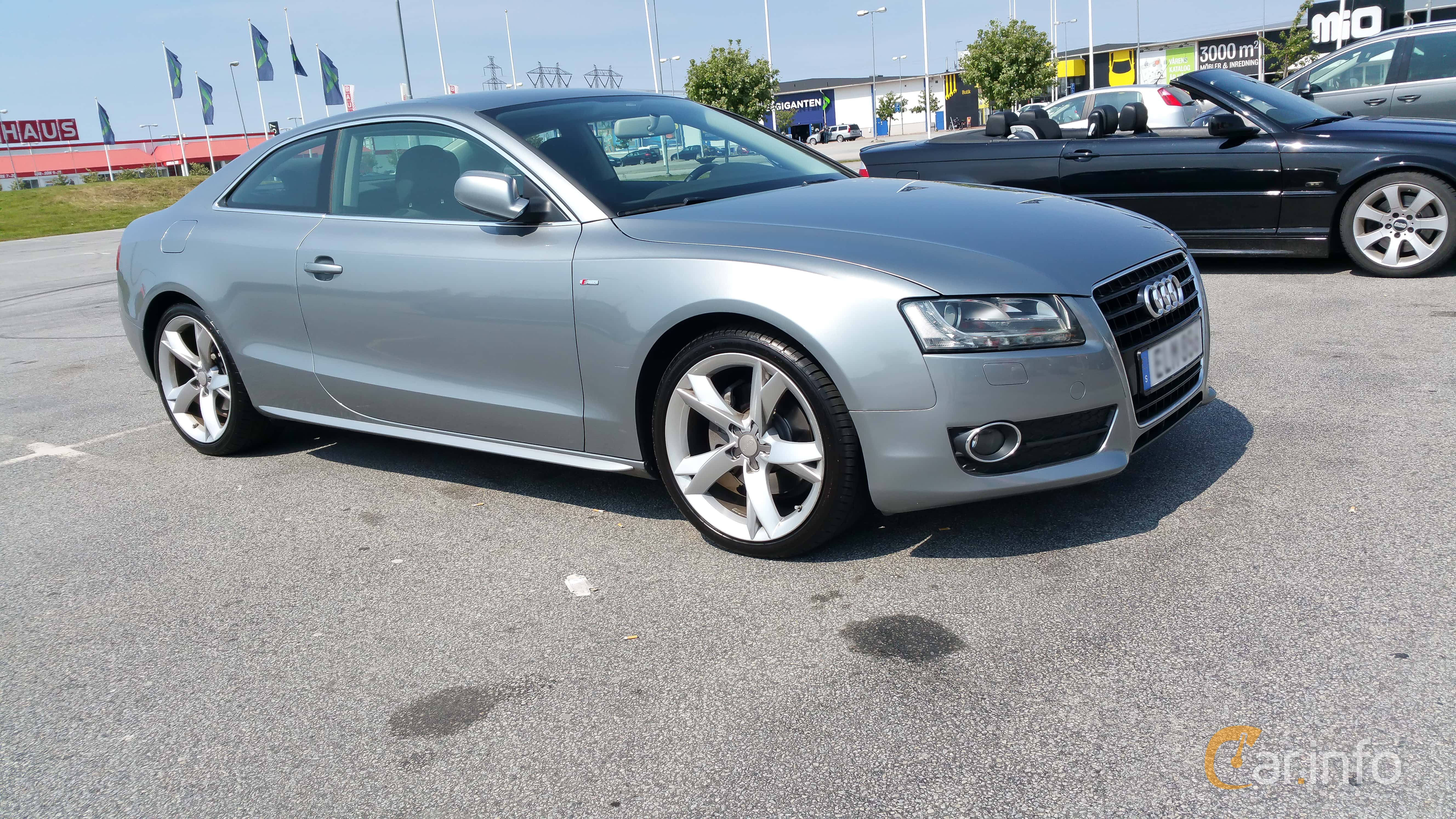 Audi A5 8T by Jarbo